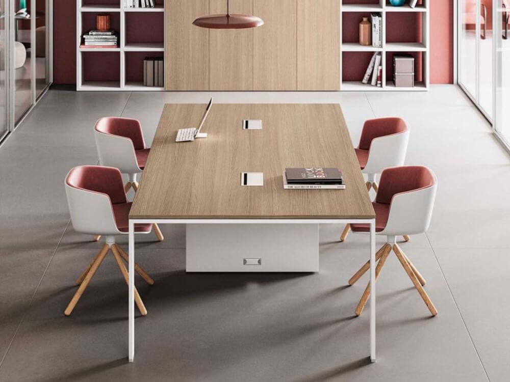 Avery – U Leg Meeting Table (2)