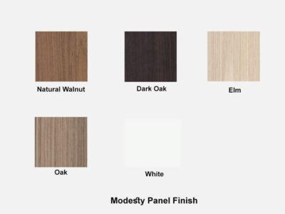 modesty Panel Finish