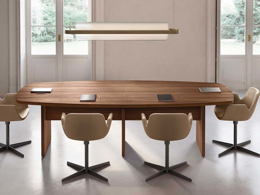 Palm – Woodside Meeting Table