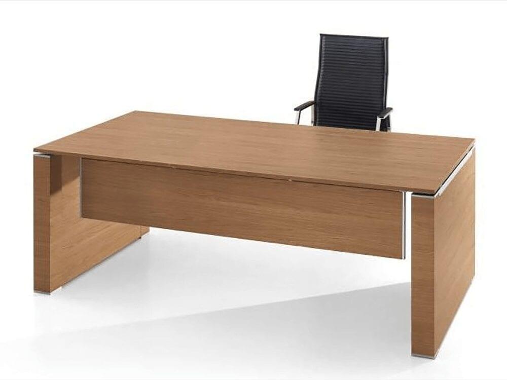 Kingsley – Panel End Executive Desk with Modesty Panel - Desk