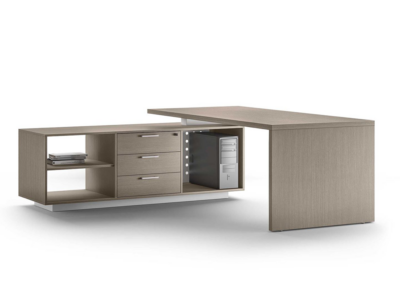 Soyla Woodside Executive Desk Extension