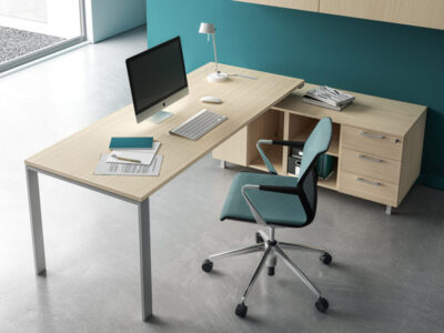 About Office Collezioni Funny Gamba1 U Acero Nordic Alluminio 1 864x1080