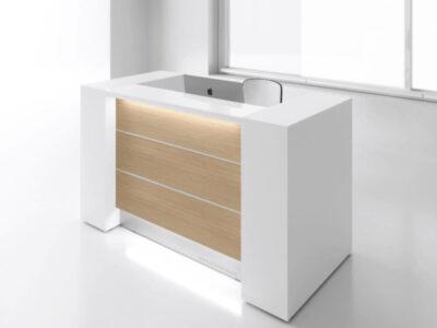 Alba 4 – Modern Lacquered Reception Des3