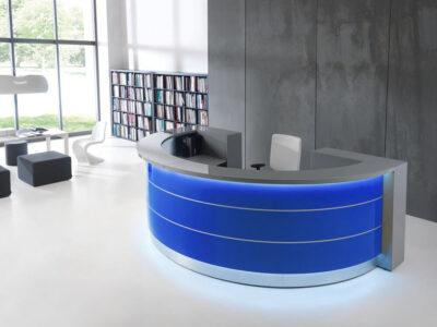Alba 6 – Round Reception Desk2