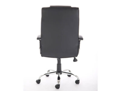 Bastian – Black Bonded Leather Executive Chair2
