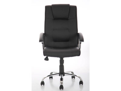 Bastian – Black Bonded Leather Executive Chair4