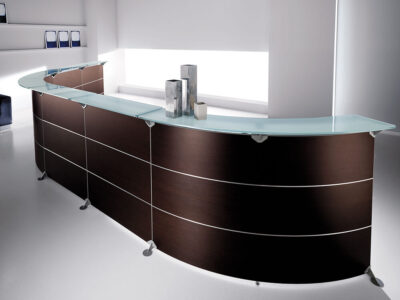 Benito 2 – 45 Degree Reception Desk