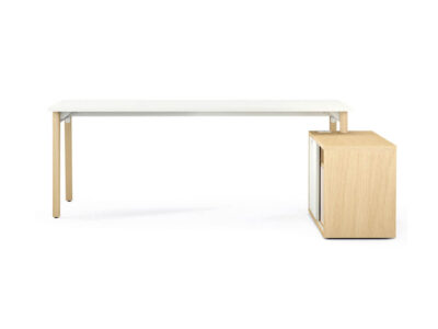 Cora – Wood Rectangle Operational Office Desk Range3