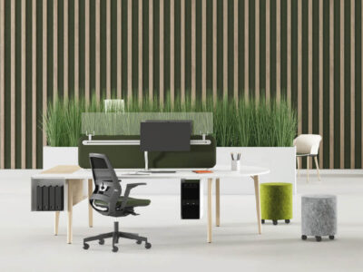 Cora – Wood Square Operational Office Desk Range2