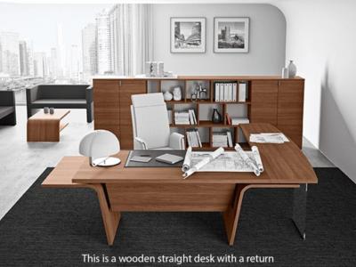 Corona Wing Desk Main Image1