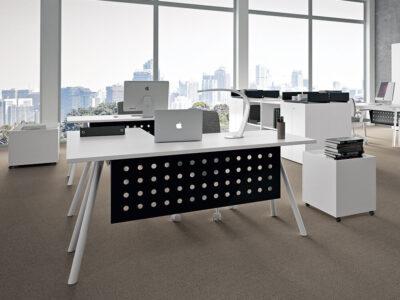 Ferb A-Leg Office Desk Range