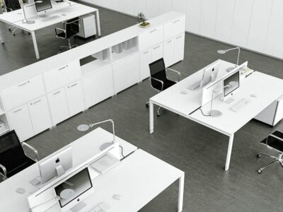 Riley – Double Operational Office Desk