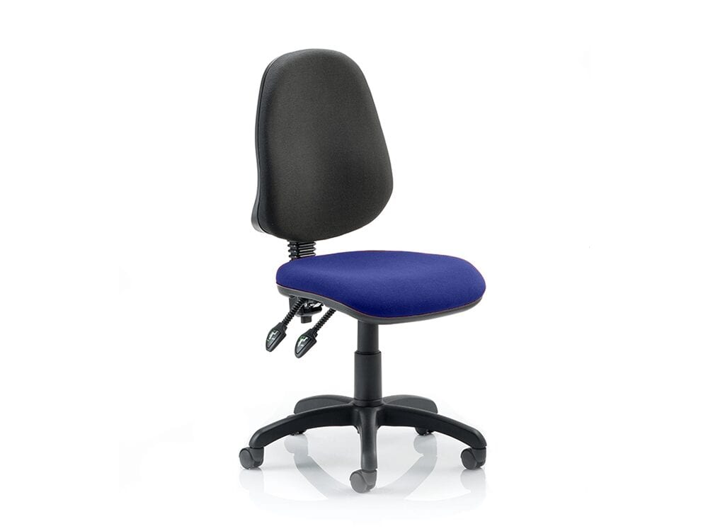 Esme 2 – Operator Task Chair without Arms in Multicolour
