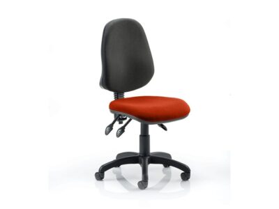 Esme 3 - High Operator Task Chair without Arms in Multicolour