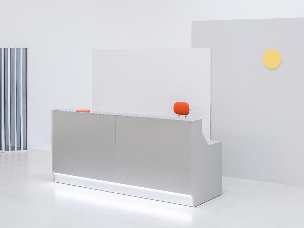 Finley – Straight Reception Desk