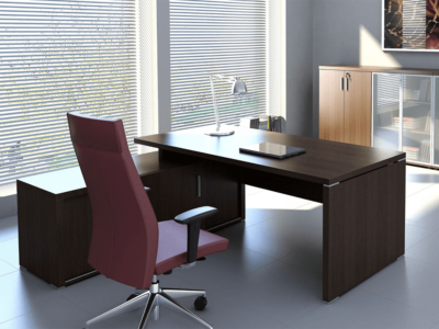 Glory Executive Desk Extension