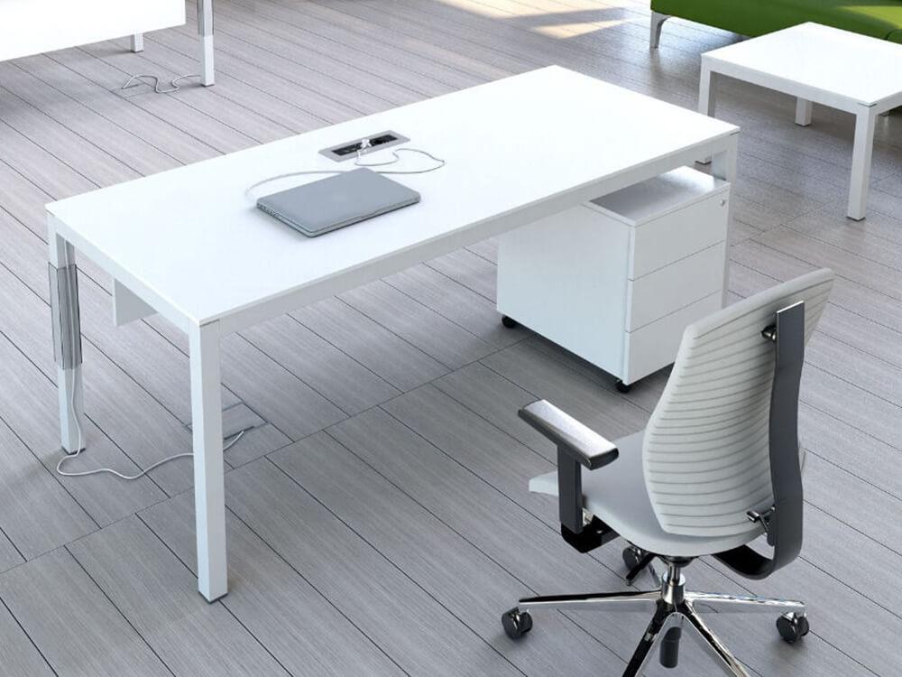 Halo Executive Desk Extension
