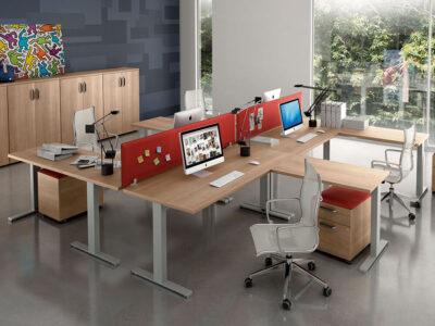 Isla – T Leg Office Desk