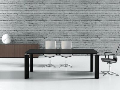 Reve – Glass Meeting Table