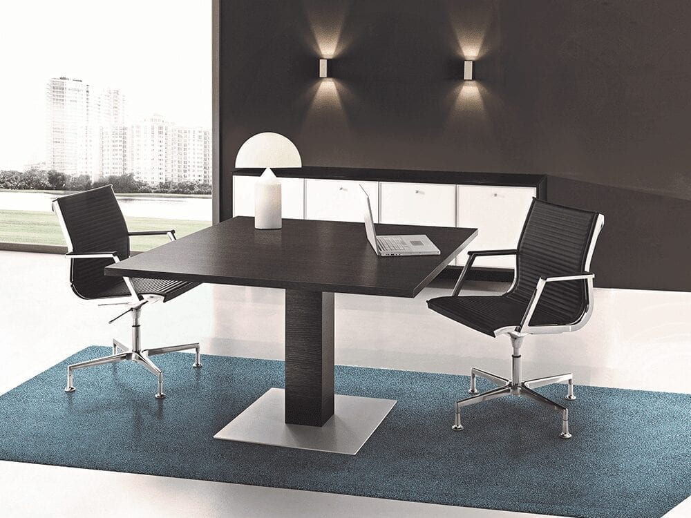 Hugo – Square Top Meeting Table