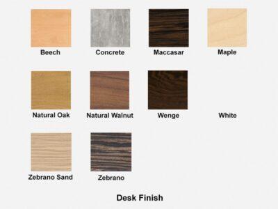 Oval Boardroom Table In Zebrano Desk Finish
