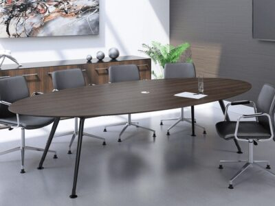 Diego – Oval Boardroom Table
