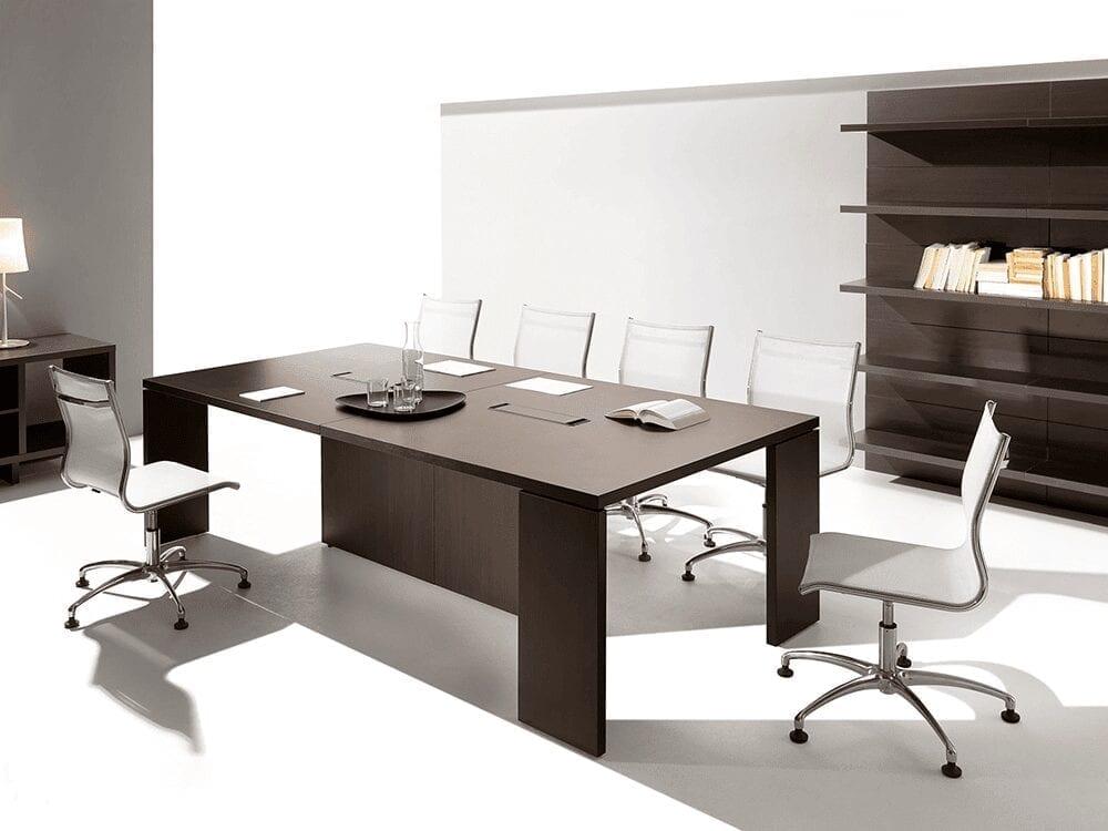 Ritz Wooden Boardroom Table