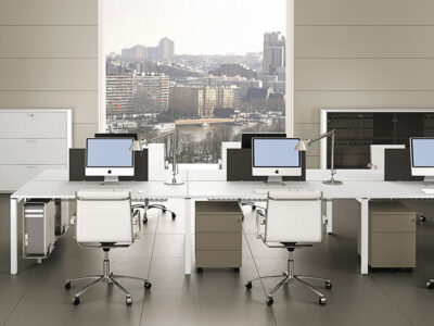 Quinn – Straight Operator Office Desk