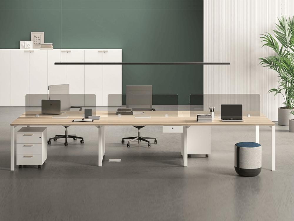 Quinn – Straight Operator Office Desk