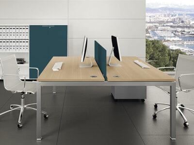 Quinn – Straight Operator Office Desk1