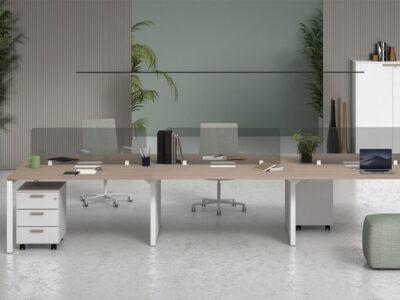Quinn – Straight Operator Office Desk2