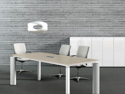 Reve – Solid Executive Desk With Optional Return1