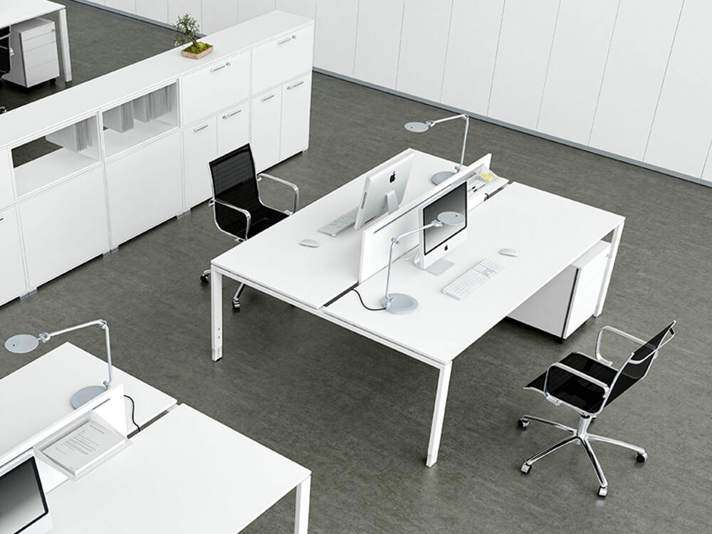 Riley – Double Operational Office Des
