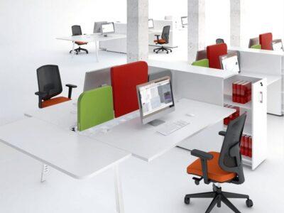 Luna – Solid Top Operating Desk