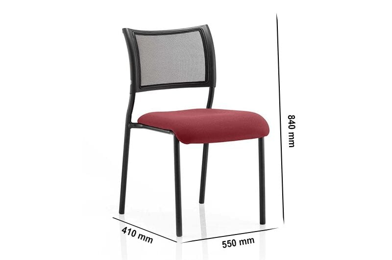 Dale – Mesh Back Visitor Chair