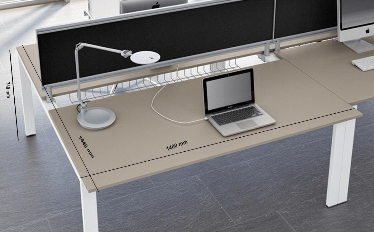 Size Riley Operational Desk
