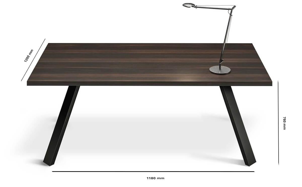 Size Waldo – K Leg Meeting Table
