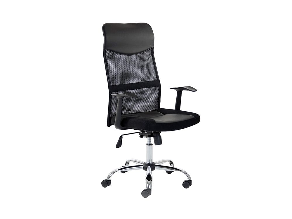 Auberry – Executive Mesh Chair with Arms -