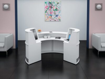 Mode – Circular Reception Desk