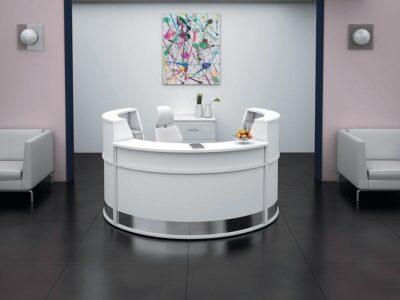 Mode – Circular Reception Desk