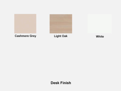 Desk Finish Cora – Wood Square Operational Office Desk Range