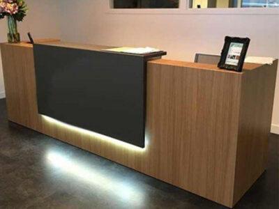 Mia 1 Reception Desk 1