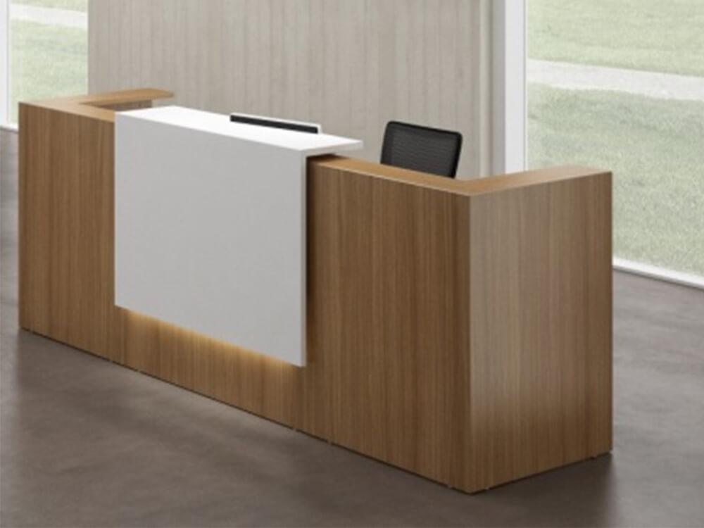 Mia 1 Reception Desk