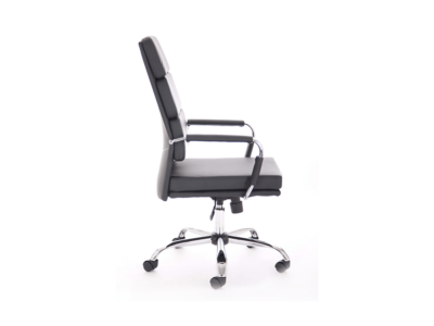 Advocate Executive Chair Bonded Leather With Arms 1