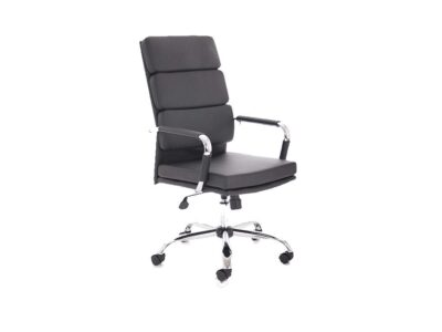 Emerson – Bonded Leather Executive Task Chair with Armrest