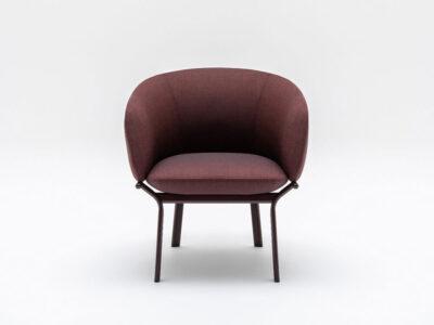 Apollo – Metal Frame Single Seater Armchair In Multicolour1