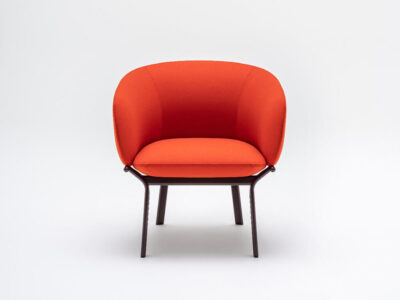 Apollo – Metal Frame Single Seater Armchair In Multicolour2