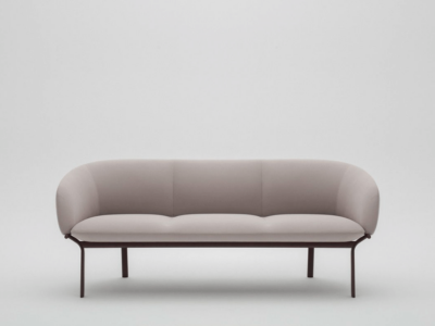 Apollo – Multicolour Three Seater Sofa With Metal Frame1