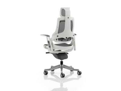 Ares – Mesh Executive Chair With Arms And Headrest1