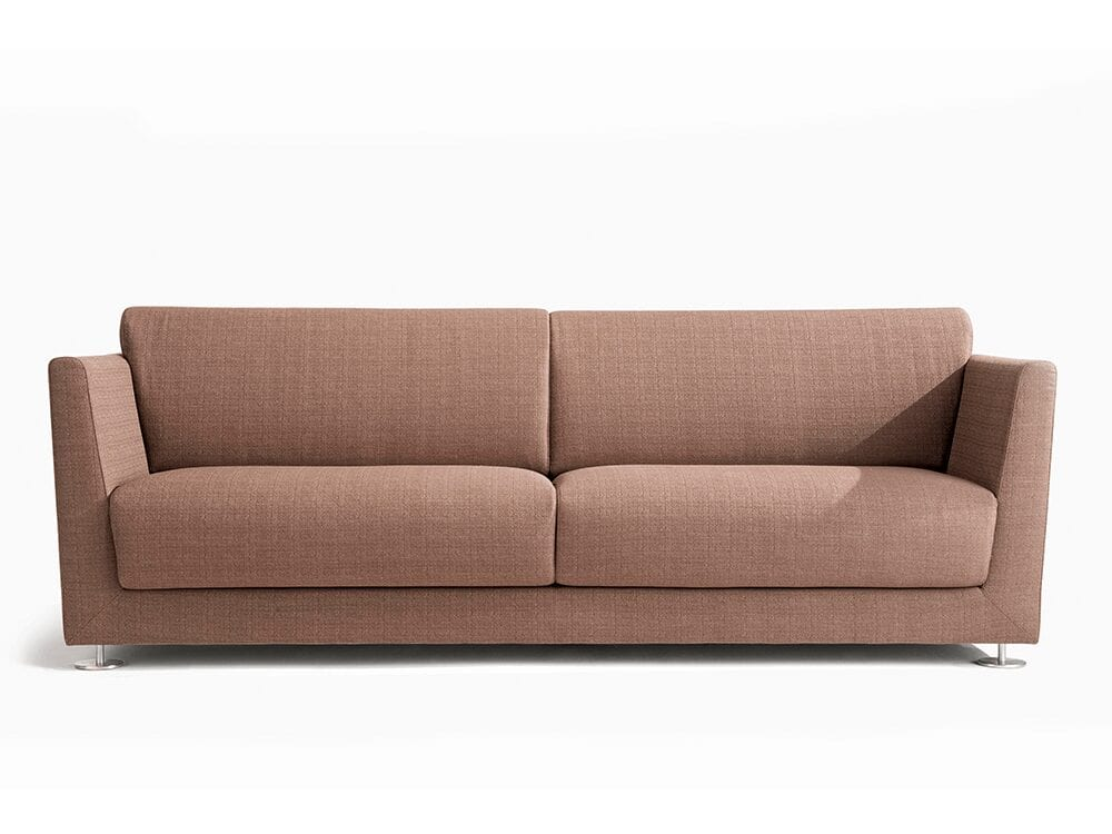 Jones – High Back Three-Seater Sofa in Multicolour